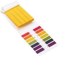 Лакмусовая бумага (pH тест) 80 полосок от 1 до 14 pH